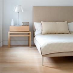 Спальня – это не только цвета, но и материалы