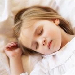 А ваш ребенок спит хорошо?