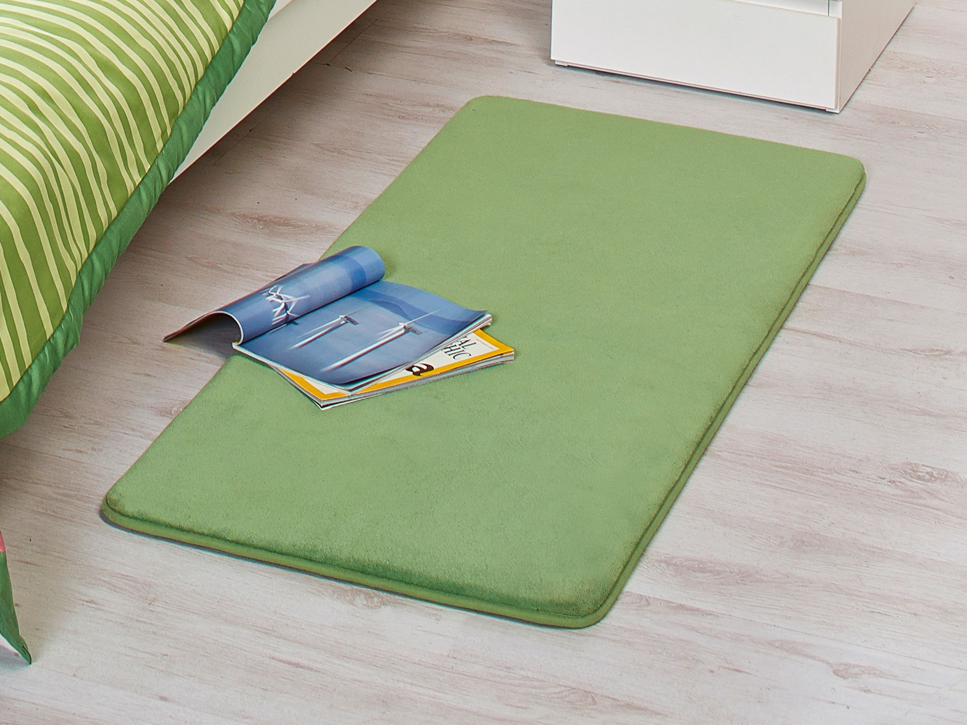 Verde Килим (піна з пам'яттю)