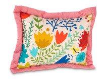 Класична дитяча подушка Лана Квітучий сад