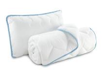 Набір класичні ковдра та подушка Siena