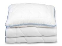 Набір (ковдра 140x200 см + подушка) Siena