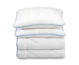 Siena Набір (ковдра 200x200 см + 2 подушки)