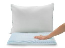 Охолоджуюча подушка 2 в 1