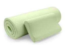 Комплект ортопедичний топер і ортопедична подушка Renew Eucalyptus