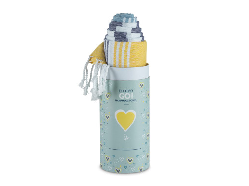Рушник для подорожей Hammmam Valentines 110X160