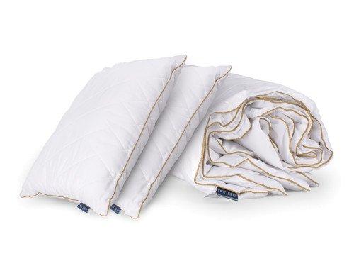 Набір ковдра та 2 класичні подушки Zlata