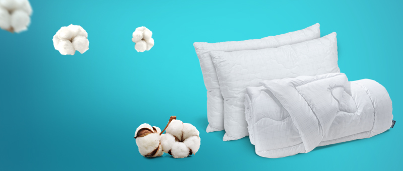 Ковдра та подушка Carbon