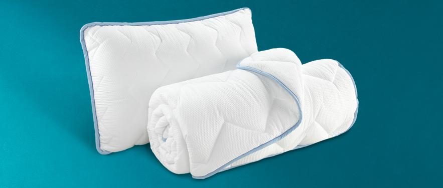 Ковдра та подушка Siena
