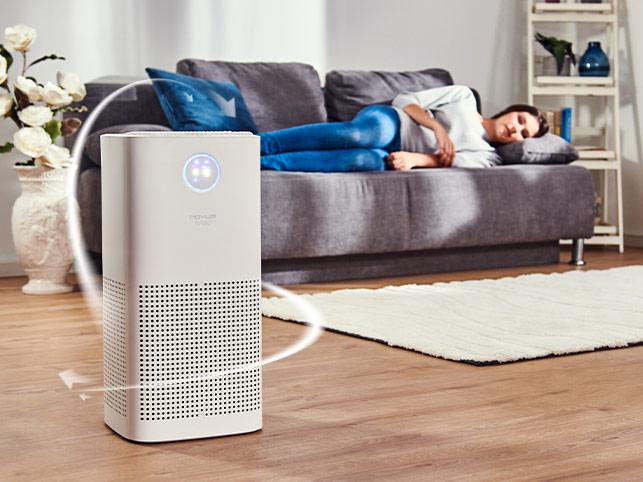Фільтр для очищувача повітря Nano Rovus