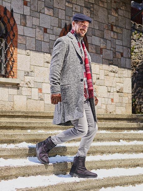 Walkmaxx Comfort Winter Boots Men Low 3.0