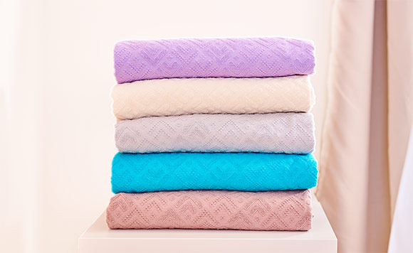 Dormeo Cotton Terry Blanket