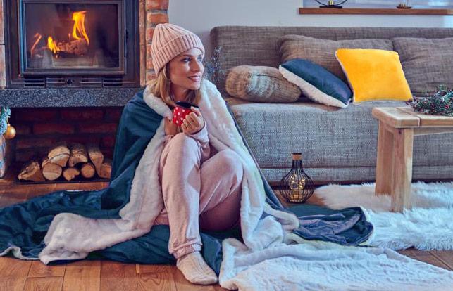 Dormeo Warm Hug Cushion 2020 I