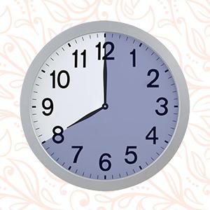Від 6 до 8 годин